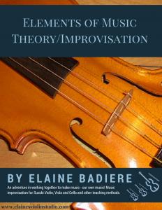 Elements of Music Theory/Improvisation