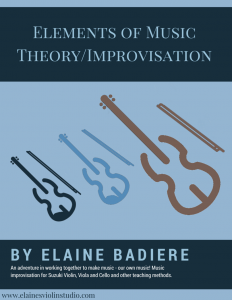 Elements of Music Theory/Improvisation